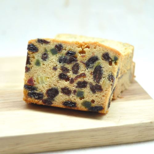 Picture of Mixed Fruit Pound Cake (Slice)