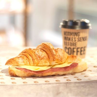 Picture of Ham & Cheese Croissant (To-Go)