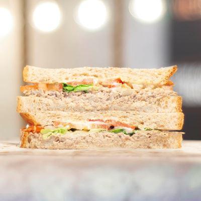 Picture of Tuna Mayo Sandwich (To-Go)