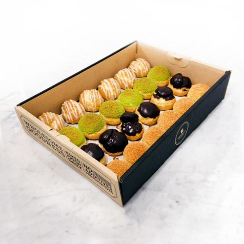Picture of Mini Cream Puff Catering Box