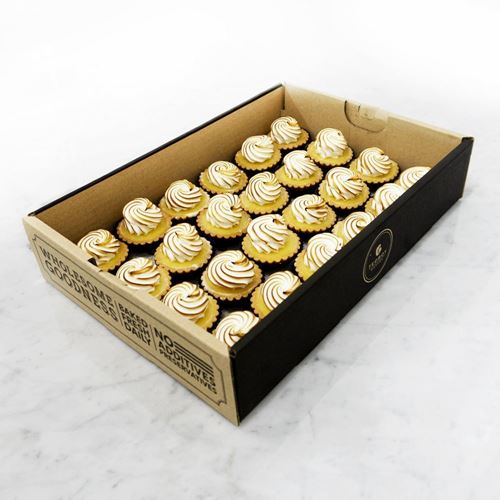 Picture of Mini Lemon Meringue Tartlets Catering Box