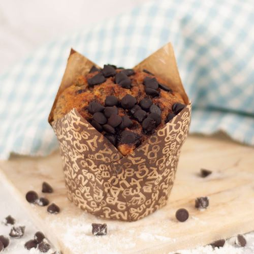 Picture of Chocolate Banana Muffin