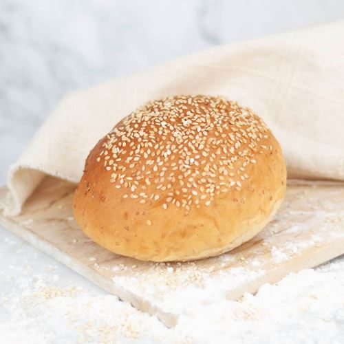 Picture of Wholemeal Burger Bun