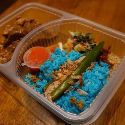 Picture of Nasi Kerabu For Four