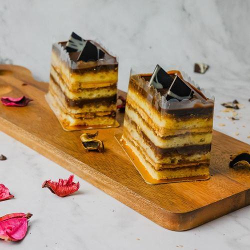 Picture of L'Opera Cake (Slice)