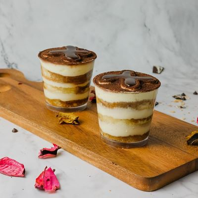 Picture of Tiramisu Cake (In a cup)