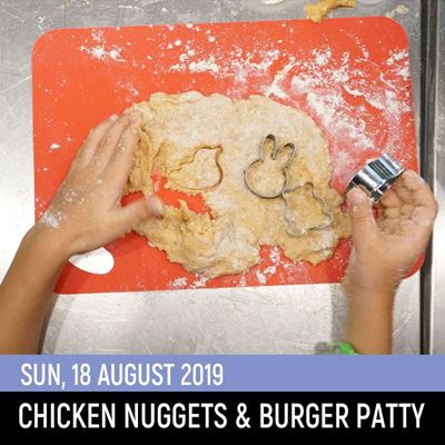Picture of Nuggets & Patty Class (18Aug2019)