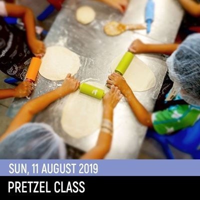 Picture of Pretzel Class (11Aug2019)