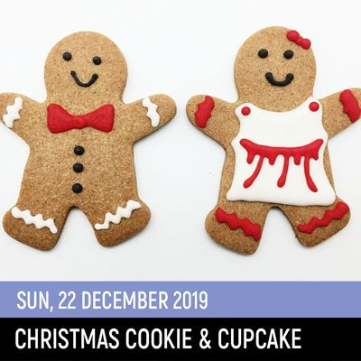 Picture of Cookies & Cupcake Class  (22Dec2019)