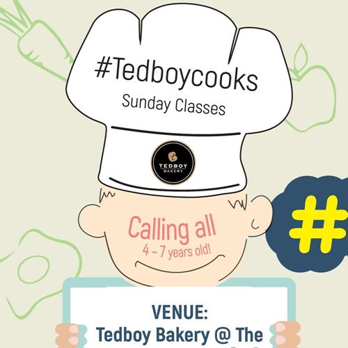 Picture for category TedboyCooks Classes