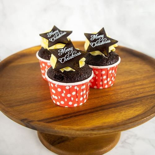 Picture of Jolly Merry Cupcakes Box