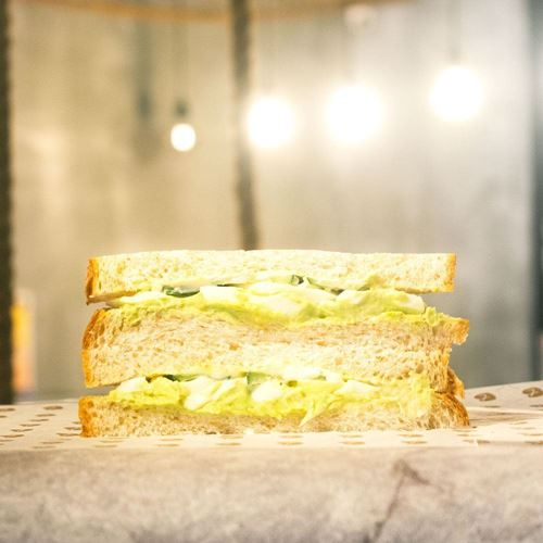 Picture of Avocado & Egg Sandwich (To-Go)