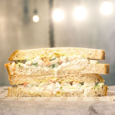 Picture of Shrimp Salad Sandwich (To-Go)