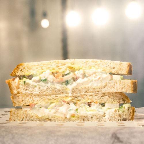 Picture of Shrimp Salad Sandwich (To-Go)
