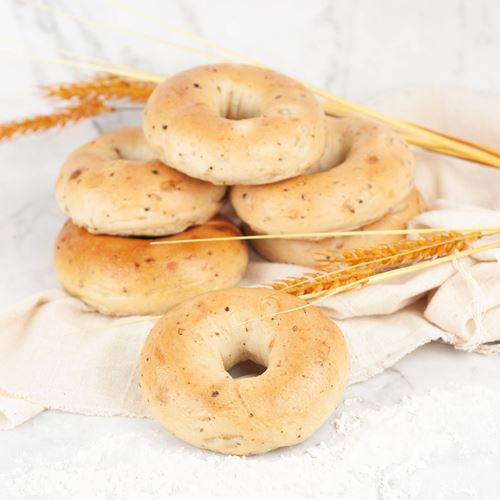 Picture for category Bagel, Baguette & Focaccia