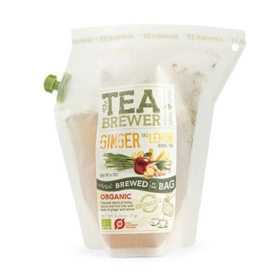 Picture of Teabrewer - Ginger and Lemon