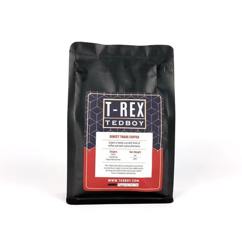 Picture of T-Rex Coffee Bean (250g)