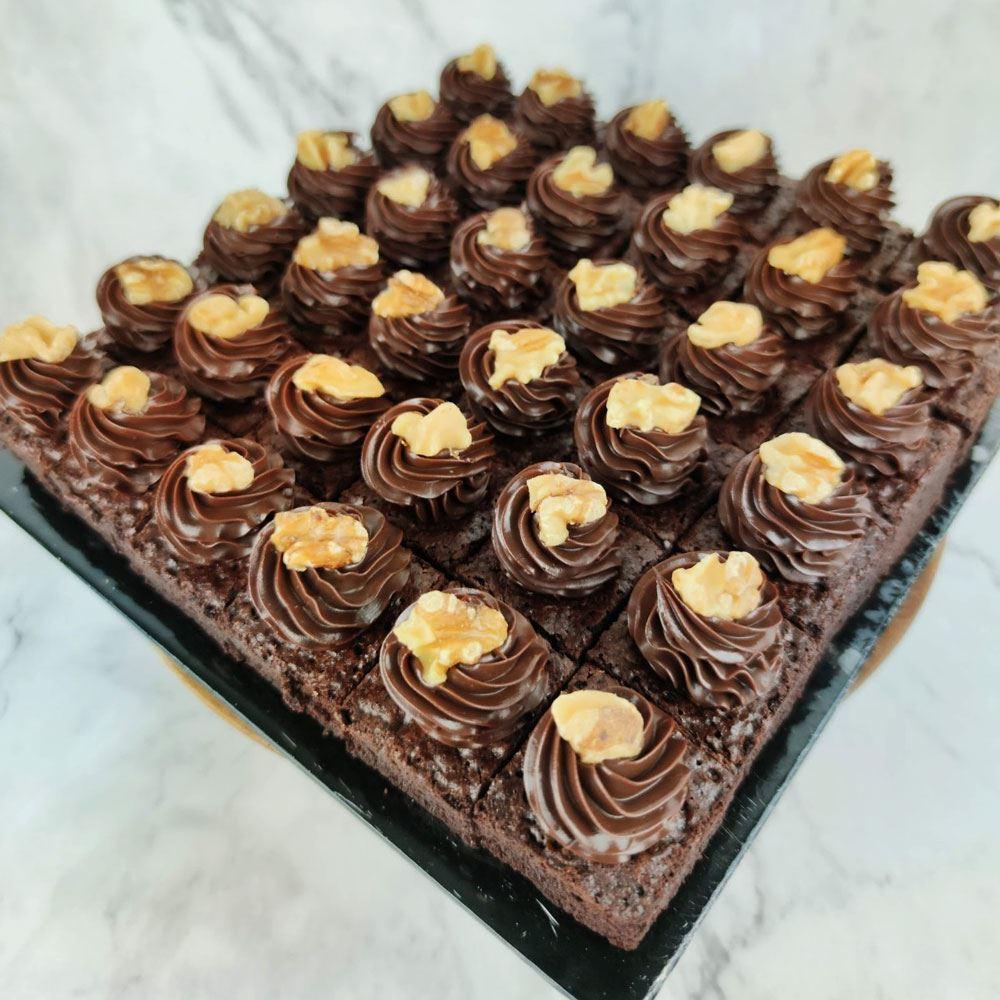 Mini Brownies (36pcs/Tray)