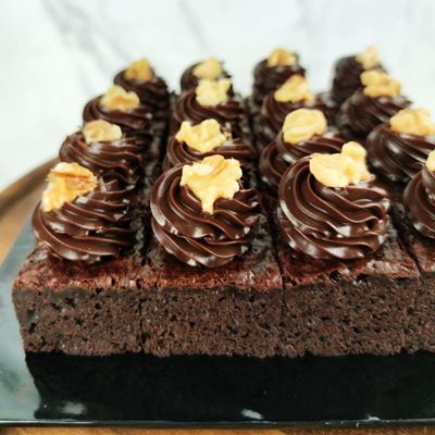 Picture of Mini Brownies (16pcs/tray)