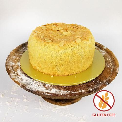 Picture of Almond-Lemon Gluten-Free Cake (Whole)