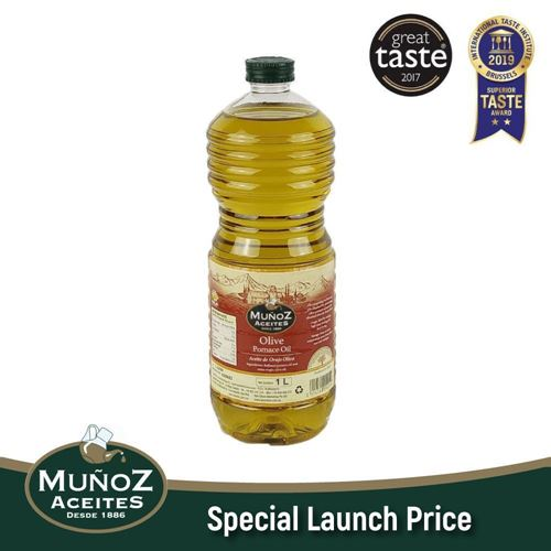 Picture of Muñoz Pomace Olive Oil (1 L)