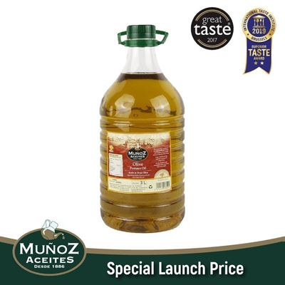 Picture of Muñoz Pomace Olive Oil (3 L)