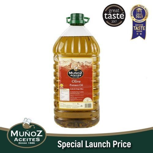 Picture of Muñoz Pomace Olive Oil (5 L)