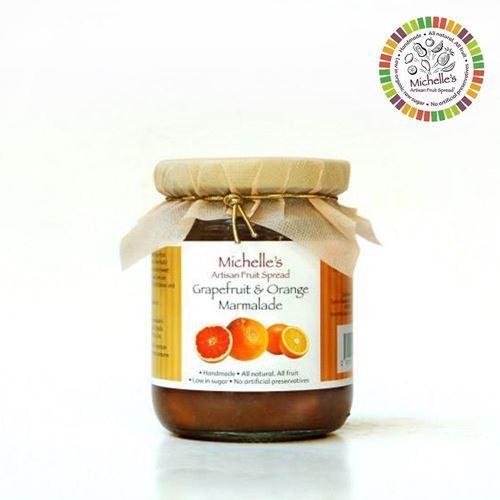 Picture of Grapefruit & Orange Marmalade Artisan Jam Spread