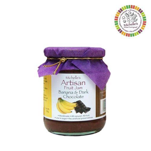 Picture of Banana & Dark Chocolate Artisan Jam Spread