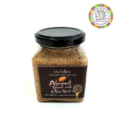 Picture of Almond Spread with Chia Seeds