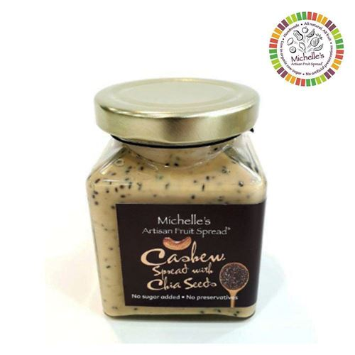 Picture of Cashew Spread with Chia Seeds