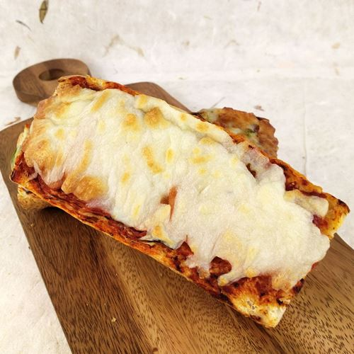Picture of Chic Pepperoni Pizza Baguette