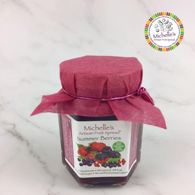 Picture of Summer Berries Artisan Jam Spread