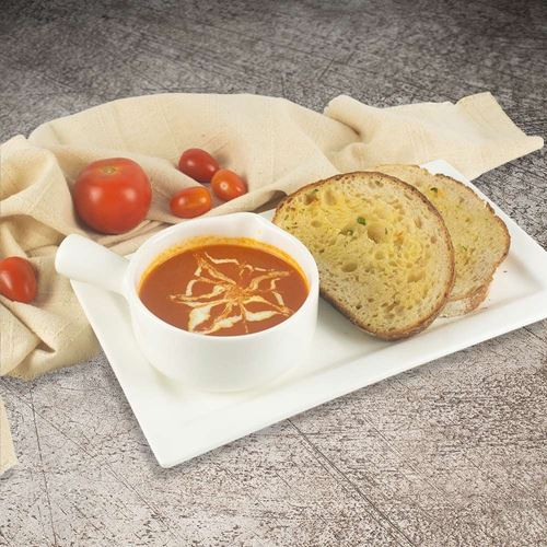 Picture of Rustic Tomato Soup (Veg)