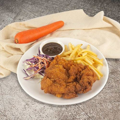 Picture of Chicken Chop with Fries