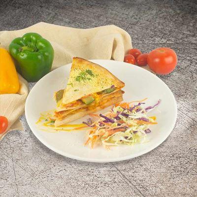 Picture of Chicken Vegetable Crispy Tortilla