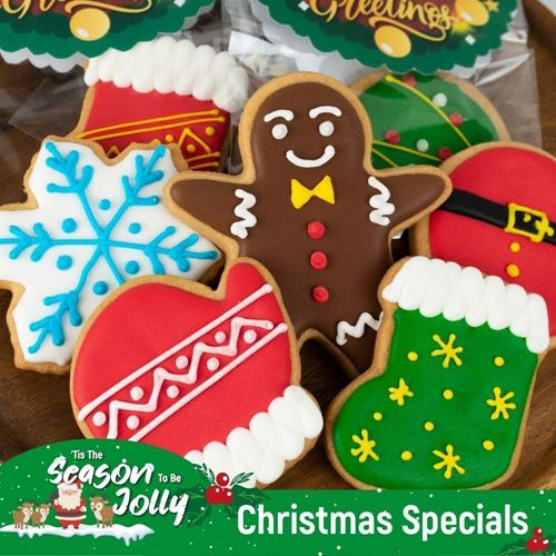 Picture of [XMAS2020] Christmas Butter Icing Cookies