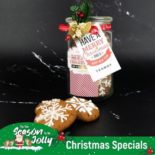Picture of [XMAS2020] Ginger Spiced Cookies