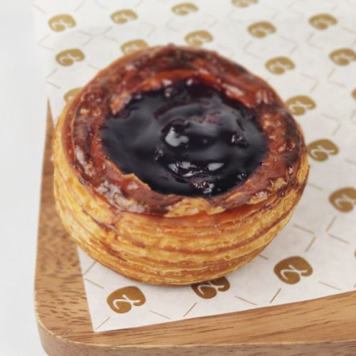 Picture of Blueberry Danish