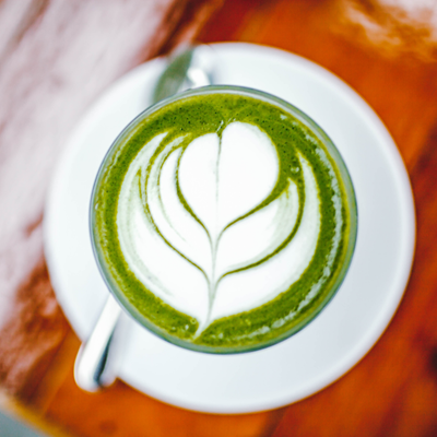 Picture of Green Tea Latte