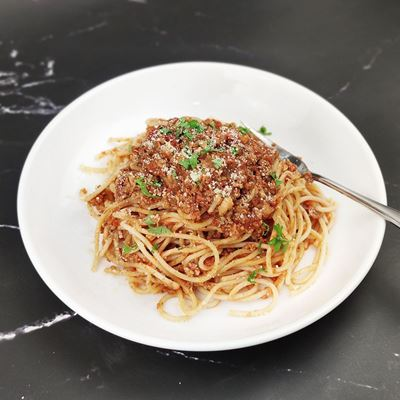 Picture of Spaghetti Chicken Bolognese