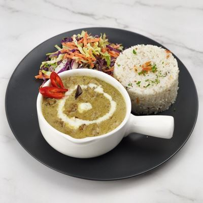 Picture of Green Curry Chicken Rice
