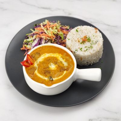 Picture of Curry Chicken Pumpkin Rice