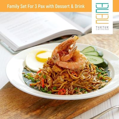 Picture of Family Set: NuMee Goreng by Tuk Tuk