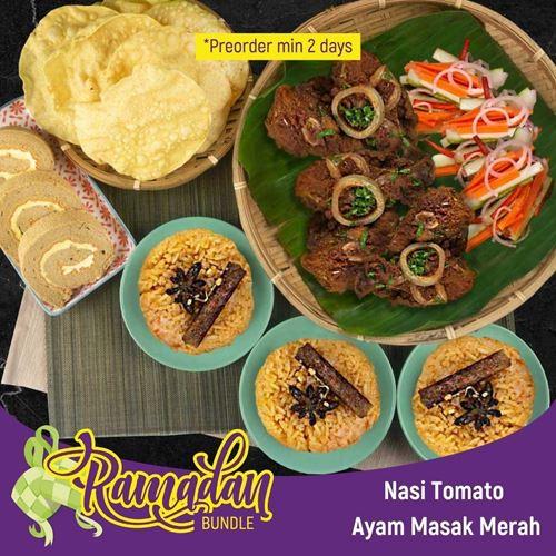Picture of Ramadan [Bundle Of 3] Nasi Tomato Ayam Masak Merah