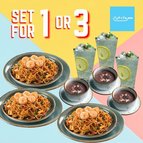 Picture for category Set Meals