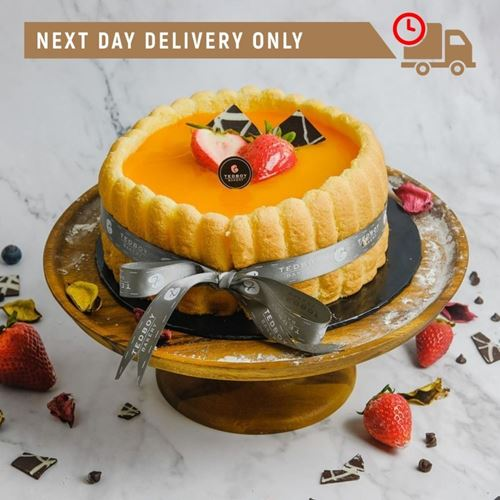 Picture of Mango Delight Cake (Whole)