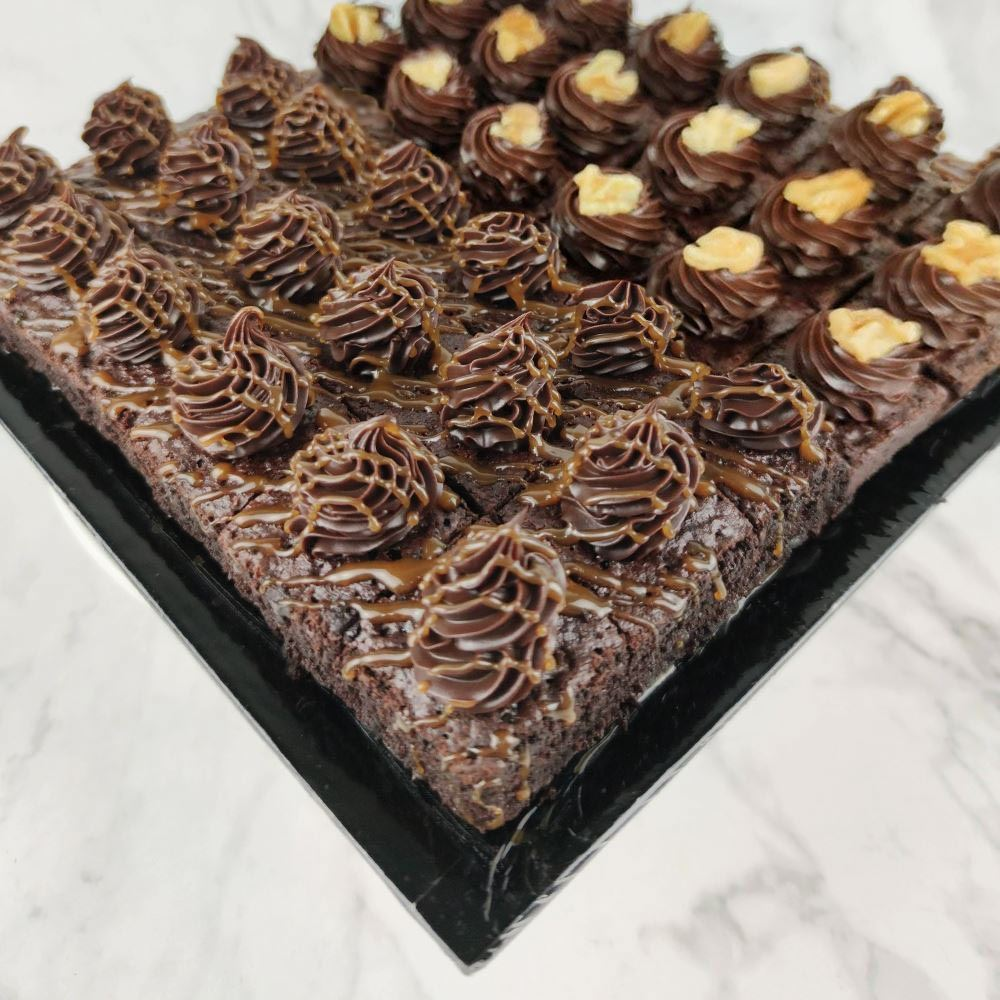 Mixed Mini Brownies (36pcs/Tray)