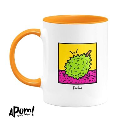 Picture of Mug - POP Culture Durian by APOM