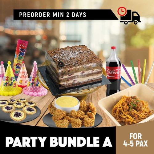 Picture of Party Bundle A